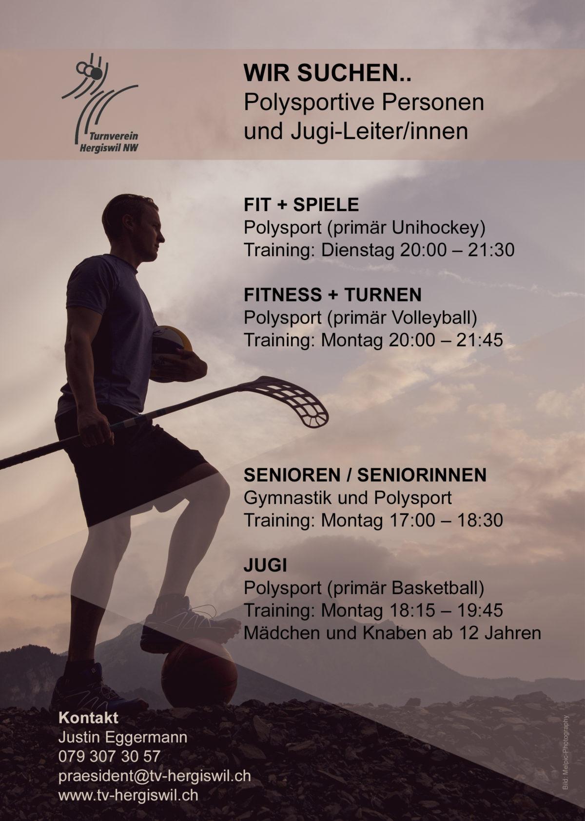 Jugi-Start am Mo, 14. Oktober 2019